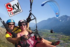 Sky Experience - Paragliding tandem flights in Rome