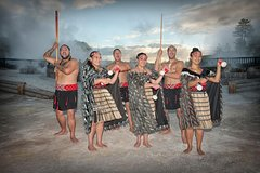 Imagen Whakarewarewa, The Living Maori Village Guided Tour with Optional Hangi Meal