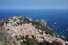 Taormina, Castelmola, Giardini Naxos, Isolabella (max 20 pax)