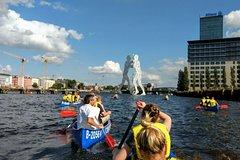Imagen Explore Berlin by canoe