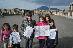 Amalfi Coast and Pompeii for Families Private Tour from Sorrento