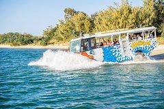 Gold Coast Quack'rDuck Amphibious Tour from Surfers Paradise