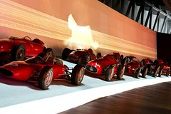 National Automobile Museum and Open Bus Turin