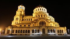 Imagen Sofia by night with folklore show