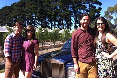 Imagen Private Winery Tour From Hobart In A Rolls Royce
