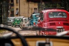 Classic Chianti Hills Fiat 500 Tour