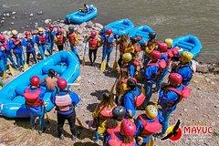 Imagen Urubamba River Rafting 1 Day