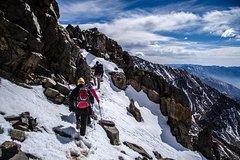Imagen Senderismo en los Andes (desde Mendoza).