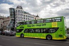 Hop on Hop Off 24 Stunden Tour in Prag und Castle Tour