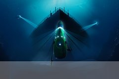 Australian National Maritime Museum Exhibit: James Cameron: Challenging the Deep Big Admission Ticket