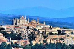 Private Day Trip to Orvieto and Civita Bagnoregio from Civitavecchia Cruise Port