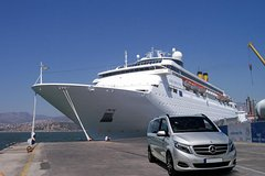 Private Shore Excursions to Rome from Civitavecchia Cruise Port with Driver