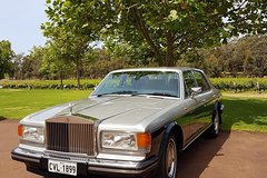 Imagen Full Day Winery and Brewery Tour in a Classic Silver Spirit Rolls Royce
