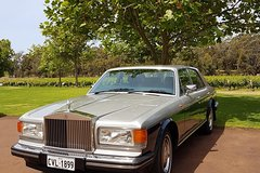 Imagen Full Day Margaret River Winery and Brewery Tour in a Classic Silver Spirit Rolls Royce