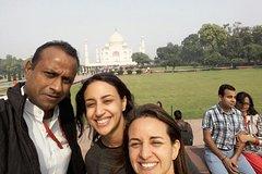 Agra Uttar Pradesh Day Trip to Taj Mahal From Delhi 70946P3