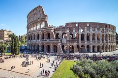 Shared shore excursion Colosseum guided tour&the best of Rome