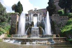 Private half-day to Hadrian Villa&Villa d'Este from Rome
