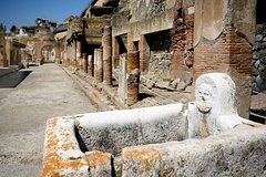 Day Trip to Pompeii Ruins