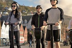 Segway Tour On the banks of the Neva river 2,5 hours