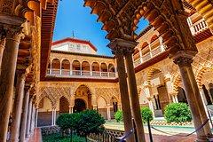 Imagen Alcazar  of Seville Guided tour & ticket