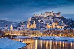 Salzburg Christmas Markets Day Trip from Vienna