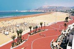 From Agadir Port : Agadir City Discovery Private Car Transfers