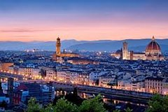 Sightseeing Guided Tour of Florence by Night including Duomo & Palazzo Vecchio
