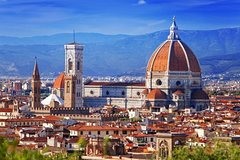 Guided Tour of Florence Top Sites including Michelangelo David & Hotel Pick-up