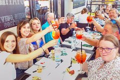 Wines, Spirits & Sightseeing Walking Tour of Rome with expert local guide