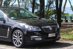 Silky Oak Resort Mossman to Cairns Airport Transfer