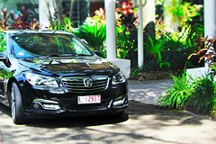 Thala Beach Eco Lodge to Cairns Airport Transfer