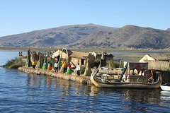 Imagen Uros -Taquile Cultural (Full Day-Speed Boat)