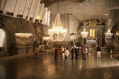 Salir de la ciudad,Excursions,Excursiones de un día,Full-day excursions,Mina de sal Wieliczka,Wieliczka Salt Mines