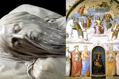 Naples: Saint Chiara Cloister and Velied Christ Guided Experience