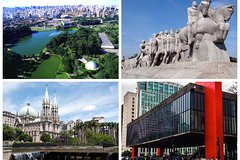 5-hour Standard S�o Paulo City Tour (Also GRU Airport Pick-up) Private Car Transfers