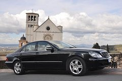 Private transfer from Rome city or airport to Umbria Assisi-Perugia-Orvieto area