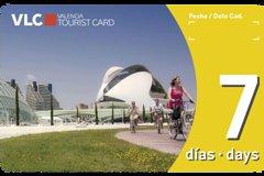 Imagen Valencia Tourist Card 7 Days