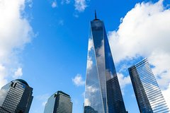 New York City Luxury Bus Tour with Harbor Cruise and One World Observatory Admission