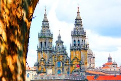 Free walking tour in the Old Town of Santiago de Compostela