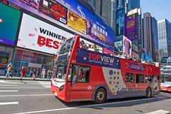 Imagen Excursión en autobús con paradas libres en el centro de Nueva York 24 horas con la Estatua de la Libertad