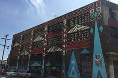 Los Angeles Arts District Walking Tour