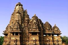 Private Tour of Kamasutra Temples in Khajuraho
