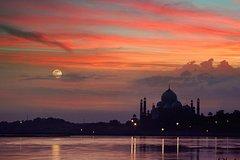 Ver la ciudad,Tours de un día completo,Excursión a Fuerte de Agra,Tour por Agra,Excursión a Taj Mahal