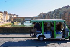 Electric Cart Tour Florence