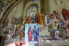 Imagen Vatican Tickets, Roma Pass and Walk-on Walk-off tour pass (with 10 tours)