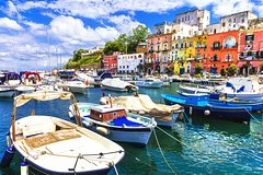 Procida direct transfer from Rome