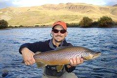 Imagen Escapada de un día de pesca con mosca en Bariloche