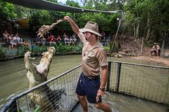 Imagen Hartley's Crocodile Adventures Day Trip from Cairns