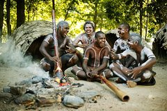 Imagen Tjapukai Aboriginal Cultural Park Day Trip from Cairns