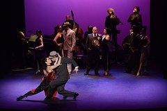 Imagen Cena en Piazzolla Tango y espectáculo de tango con opción de recorrido privado por la ciudad